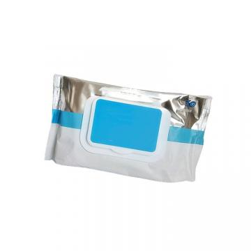 Oem private label 75% alcohol anti-bacterial non woven for wet wipes for kills germs