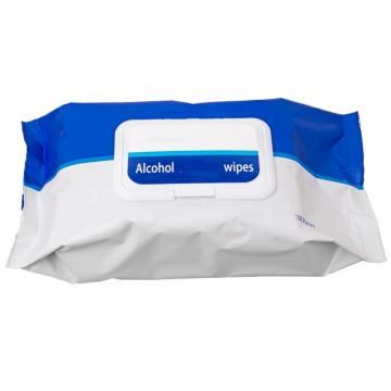 Non-Alcoholic Private Logo Antiseptic Wet Wipes